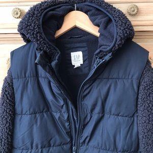 Gap Fleece Jacket / Vest